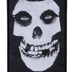 Comprar Misfits Skull Parche standard