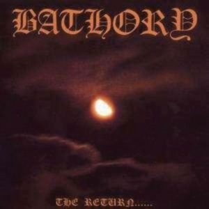 Comprar Bathory The return of darkness LP standard