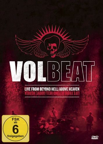 Comprar Volbeat Live from beyond hell / Above heaven Blu-ray Disco standard