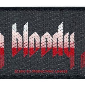 Comprar Black Sabbath Sabbath bloody sabbath Parche standard