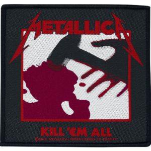 Comprar Metallica Kill 'em All Parche standard