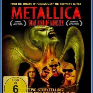 Comprar Metallica Some kind of monster Blu-ray & DVD standard