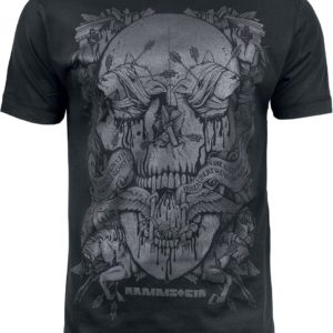 Comprar Rammstein Amour Camiseta Negro