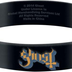 Comprar Ghost Logo Muñequera Negro