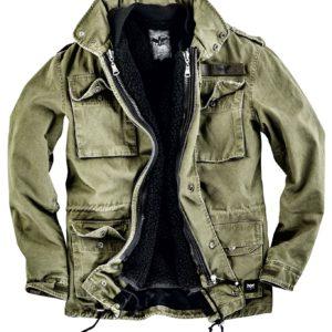Comprar Black Premium by EMP Army Field Jacket Chaqueta Aceituna