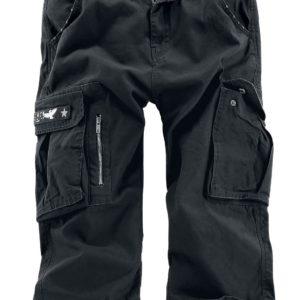 Comprar Black Premium by EMP 3/4 Army Vintage Shorts Pantalones cortos Negro