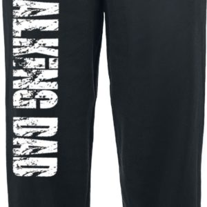 Comprar The Walking Dad Pantalones de gimnasia Negro