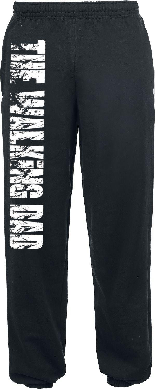 Comprar The Walking Dad Pantalones de gimnasia Negro