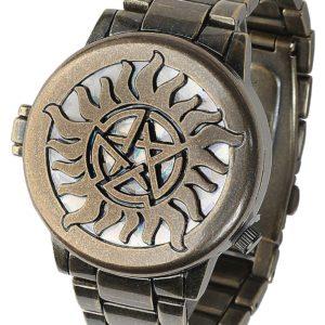 Comprar Supernatural Anti Possession Reloj de Pulsera Dorado