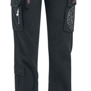 Comprar Amon Amarth EMP Signature Collection Pantalones Mujer Negro