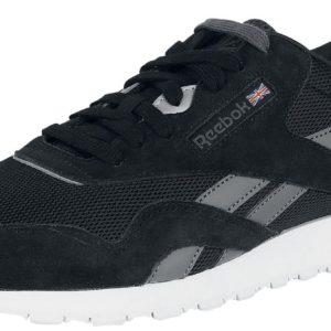 Comprar Reebok CL Nylon OM Zapatillas Negro/gris/blanco