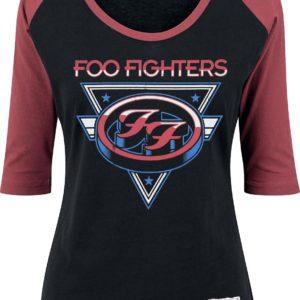 Comprar Foo Fighters EMP Signature Collection Manga larga negro/rojo