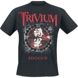 Comprar Trivium Shogun Camiseta Negro