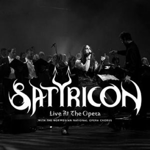 Comprar Satyricon Live at the Opera DVD & 2-CD standard