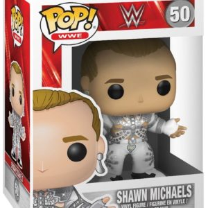 Comprar WWE Figura Vinilo Shawn Michaels (WrestleMania 12) 50 Figura de colección Standard