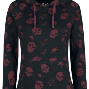 Comprar Full Volume by EMP Promises Jersey con Capucha Mujer Negro