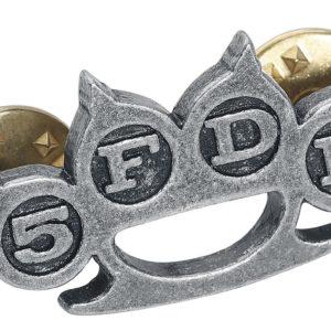 Comprar Five Finger Death Punch Knuckle Pin Gris