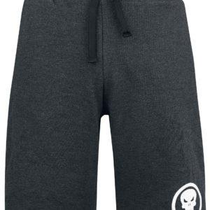 Comprar The Punisher Logo Pantalones cortos Antracita mezclado
