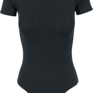 Comprar Urban Classics Body Mujer Elástico Body Negro