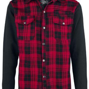 Comprar Vixxsin Quinn Jacket Camisa Rojo
