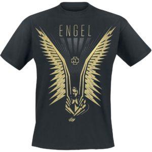 Comprar Rammstein Flügel Camiseta Negro