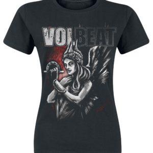 Comprar Volbeat Goddess Of War Camiseta Mujer Negro