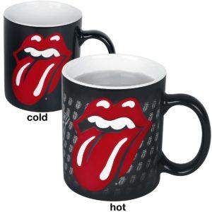 Comprar The Rolling Stones Tongue - Taza Efecto Térmico Tazas multicolor