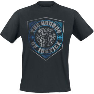Comprar WWE The Shield - The Hounds Of Justice Camiseta Negro