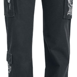 Comprar Five Finger Death Punch EMP Signature Collection Pantalones Mujer Negro