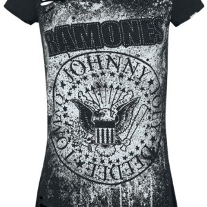 Comprar Ramones EMP Signature Collection Camiseta Mujer Negro