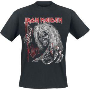 Comprar Iron Maiden Ed Kills Again Camiseta Negro