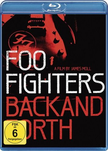 Comprar Foo Fighters Back and forth Blu-ray Disco standard