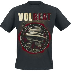 Comprar Volbeat Beyond Hell & Above Heaven Camiseta Negro