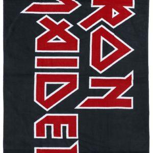 Comprar Iron Maiden Logo Toalla baño Standard