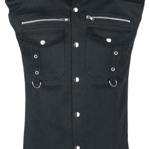 Comprar Vixxsin Ronnie Camisa Negro