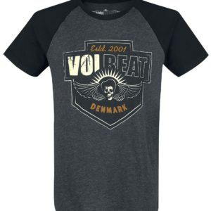 Comprar Volbeat Cross Camiseta gris/negro