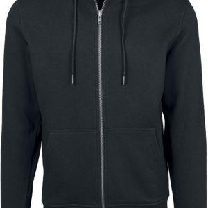 Comprar Urban Classics Basic Zip Hoodie Sudadera capucha con cremallera Negro