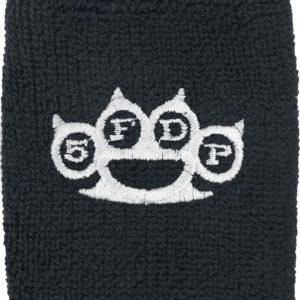 Comprar Five Finger Death Punch Knuckles Muñequera negro-blanco