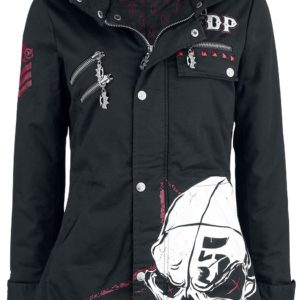 Comprar Five Finger Death Punch EMP Signature Collection Chaqueta Mujer Negro