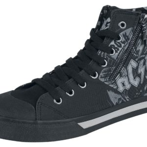 Comprar AC/DC EMP Signature Collection Zapatillas negro/gris