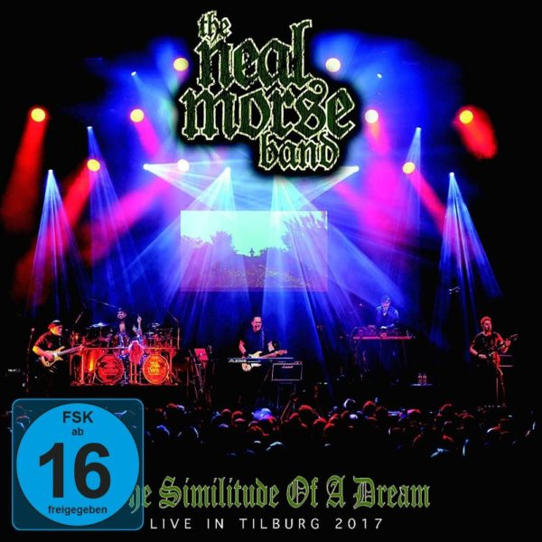 Comprar The Neal Morse Band The similitude of a dream - Live in Tilburg 2017 2-Blu-Ray Disco Standard