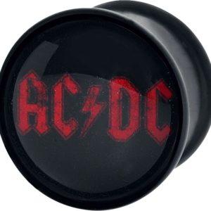 Comprar AC/DC Logo Plug Oreja Negro