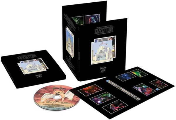Comprar Led Zeppelin The song remains the same Blu-ray Disco standard