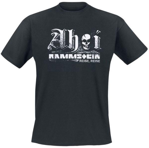 Comprar Rammstein Ahoi Camiseta Negro