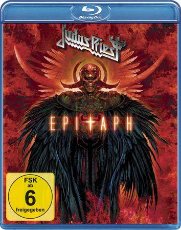 Comprar Judas Priest Epitaph Blu-ray Disco Standard