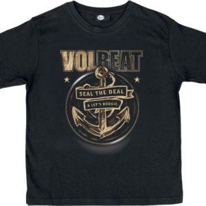 Comprar Volbeat Anchor Camiseta de Niño/a Negro