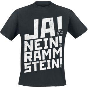 Comprar Rammstein Ramm 4 Camiseta Negro