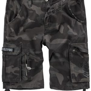 Comprar Five Finger Death Punch EMP Signature Collection Pantalones cortos camuflaje