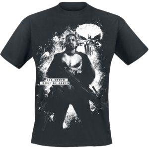 Comprar The Punisher The Truth Camiseta Negro