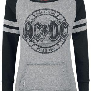 Comprar AC/DC EMP Signature Collection Sudadera mujer gris/negro